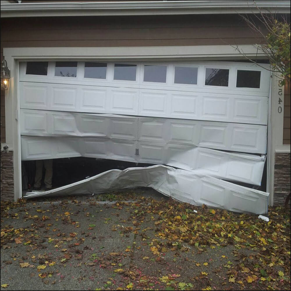 Garage Door Panel Replacement To Company